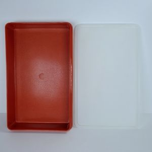 Tupperware Bacon Deli Meat Cheese Storage Keeper